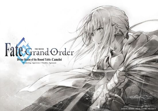 Fate/Grand Order ANIME PROJECT Official USA Portal Website
